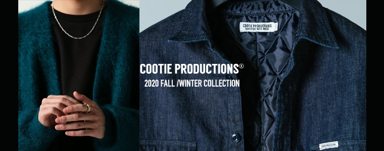 COOTIE PRODUCTIONS ®︎(クーティープロダクションズ)