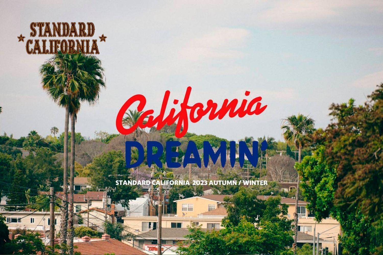 STANDARD CALIFORNIA(スタンダードカリフォルニア)